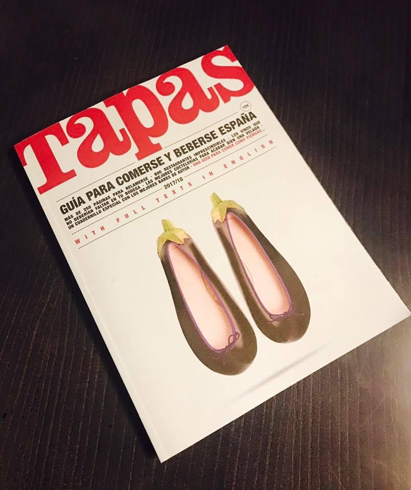 Entre los mejores restaurantes de España de la Revista Tapas Magazine