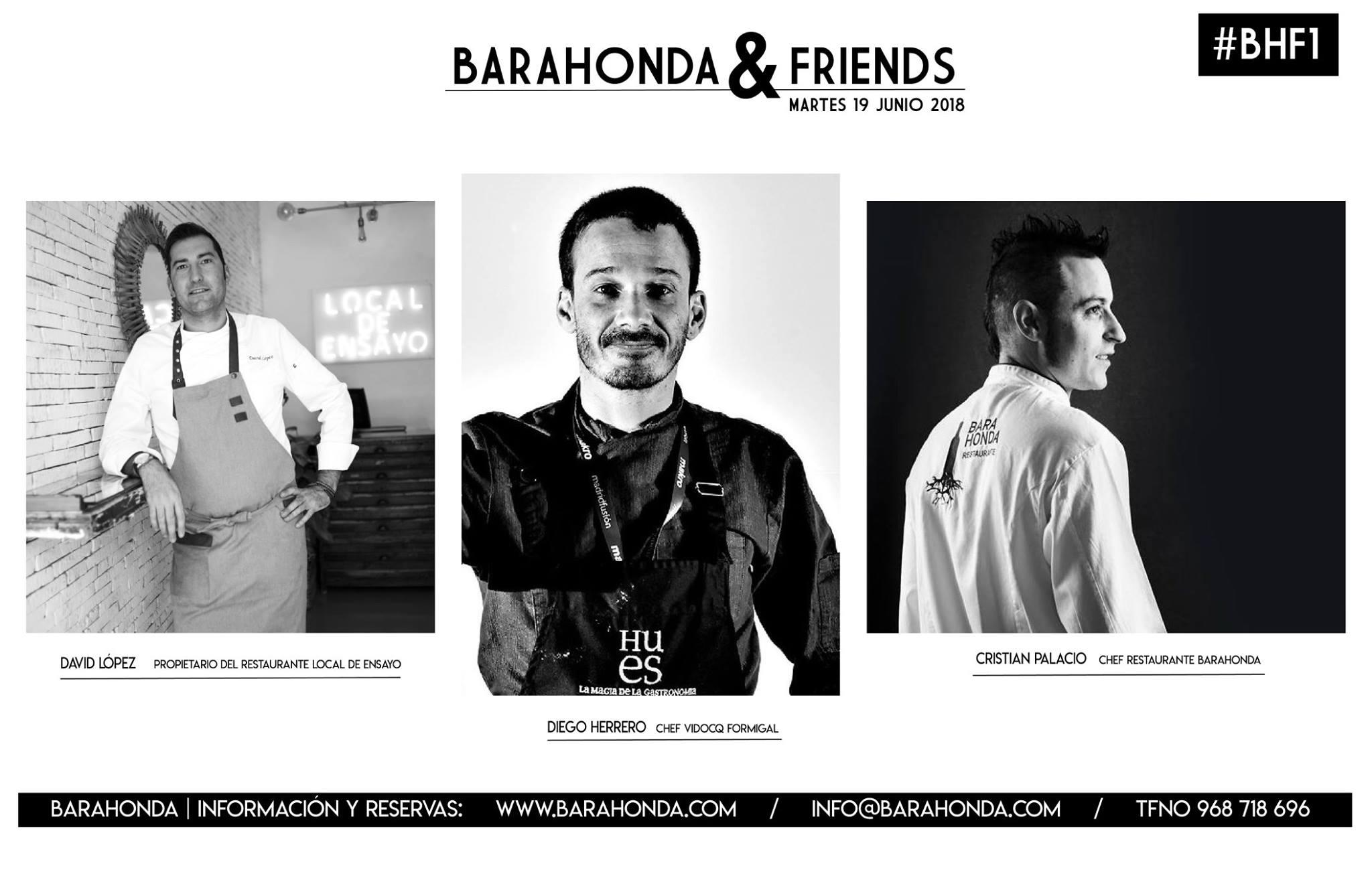 Barahonda & Friends